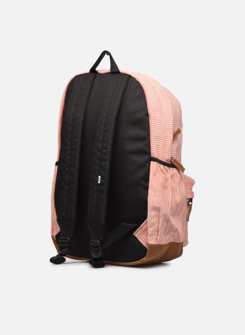 Rucksäcke Vans Realm Plus Ii Backpack orange ansicht von rechts