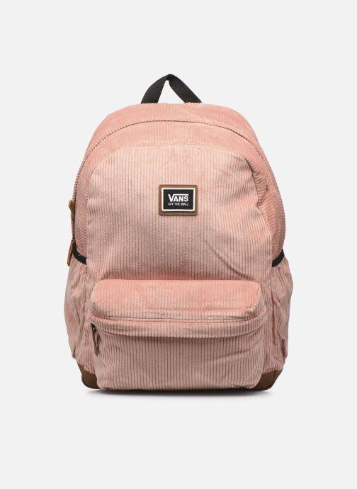 Sacs à dos Vans Realm Plus Ii Backpack Orange vue détail/paire