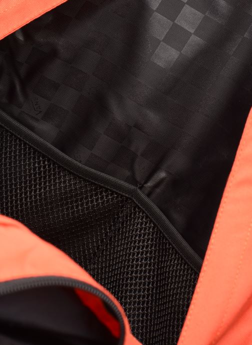 Mochilas Vans Schoolin It Backpack Naranja vistra trasera