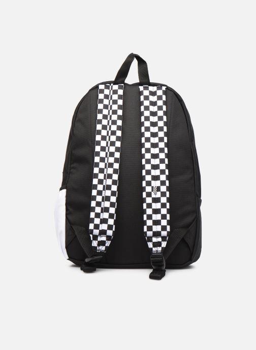 Sacs à dos Vans Diy Backpack Blanc vue face