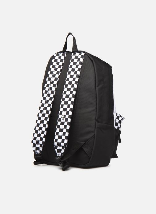 Mochilas Vans Diy Backpack Blanco vista lateral derecha