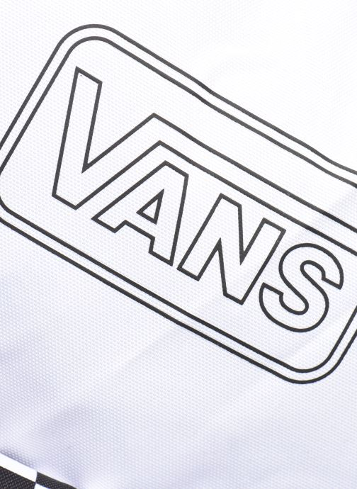 Mochilas Vans Diy Backpack Blanco vistra trasera