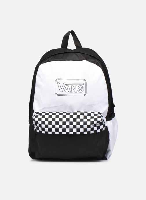 Mochilas Vans Diy Backpack Blanco vista de detalle / par
