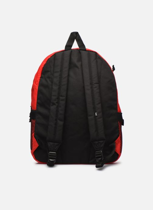 Mochilas Vans Stasher Backpack Rojo vista de frente