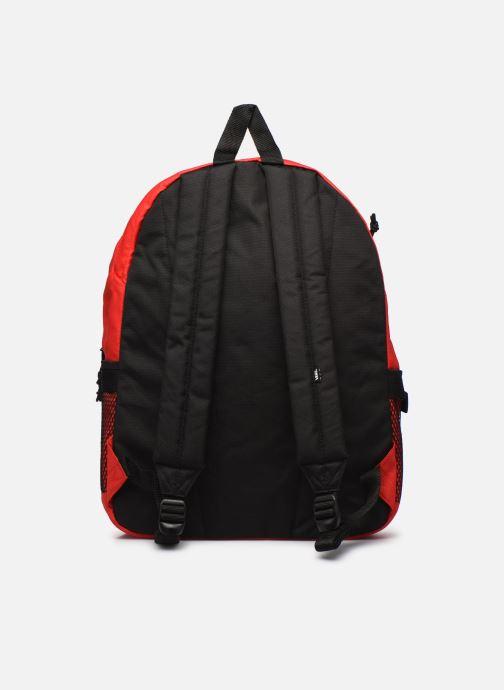 Rucksäcke Vans Stasher Backpack rot ansicht von vorne