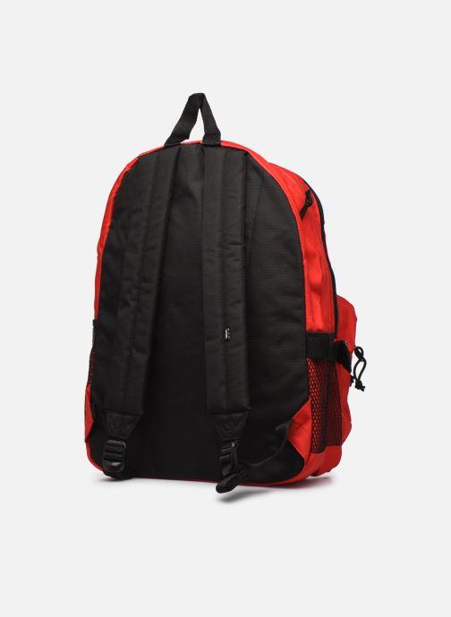 Rucksäcke Vans Stasher Backpack rot ansicht von rechts