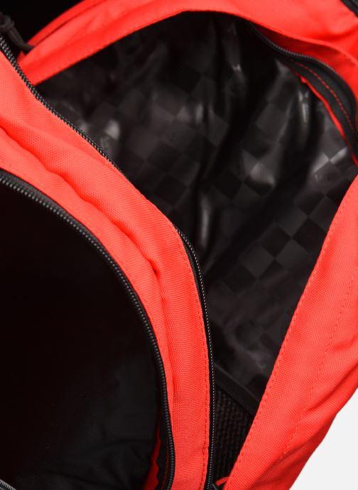 Rucksäcke Vans Stasher Backpack rot ansicht von hinten
