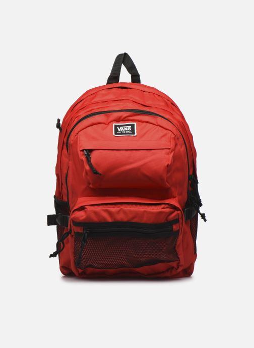 Sacs à dos Vans Stasher Backpack Rouge vue détail/paire