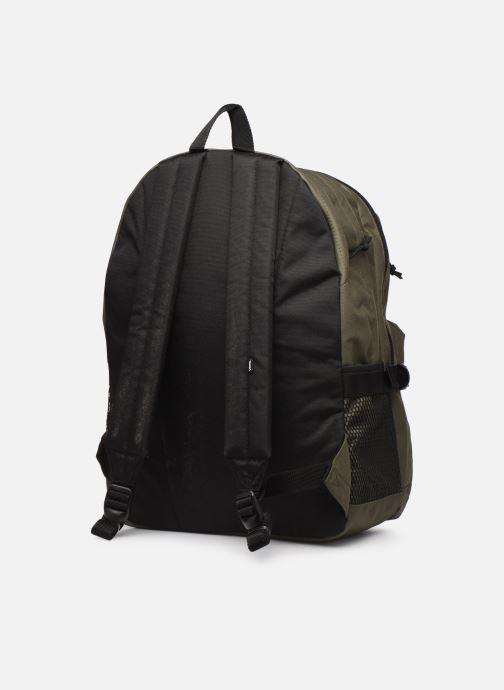 Rucksäcke Vans Stasher Backpack grün ansicht von rechts