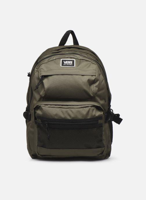 Sacs à dos Vans Stasher Backpack Vert vue détail/paire