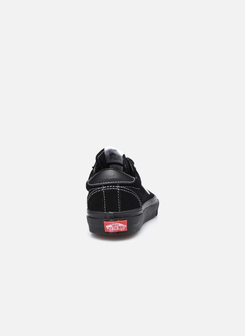 Sneakers Vans UA Vans Sport Nero immagine destra