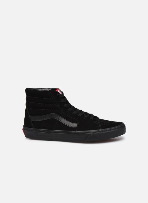 Sneaker Vans SK8 Hi M II schwarz ansicht von hinten