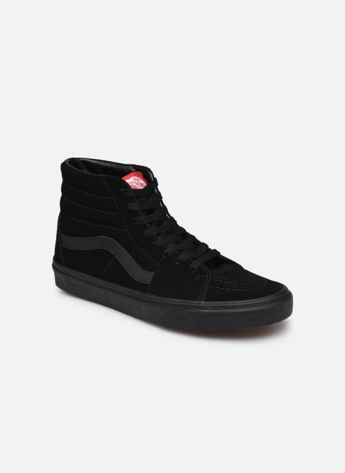 Sneaker Vans SK8 Hi M II schwarz detaillierte ansicht/modell