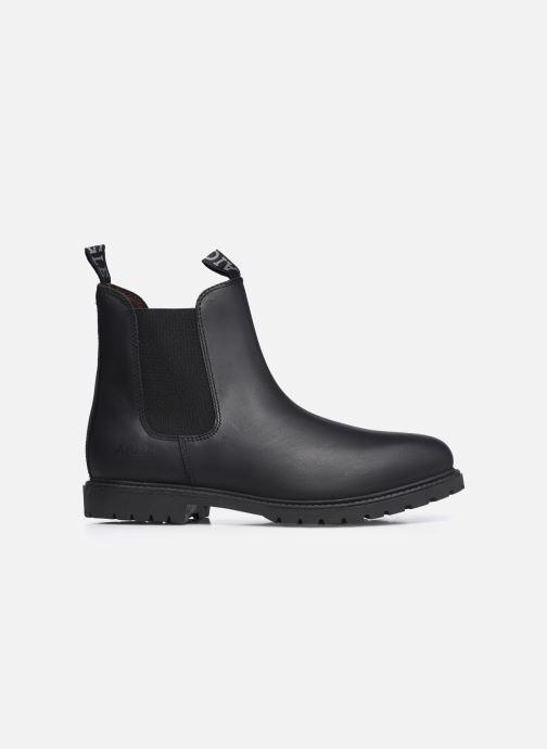 Stiefeletten & Boots Aigle Darven M schwarz ansicht von hinten