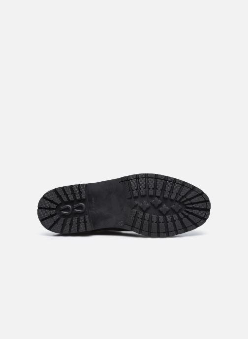 Stiefeletten & Boots Aigle Darven M schwarz ansicht von oben