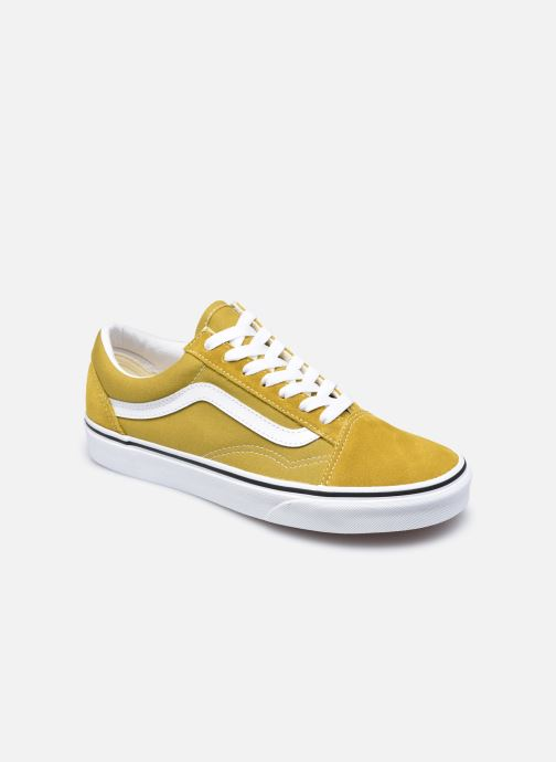 Sneaker Vans UA Old Skool II gelb detaillierte ansicht/modell