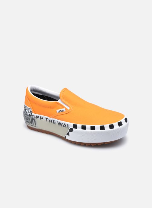 UA Classic Slip-On Stacked