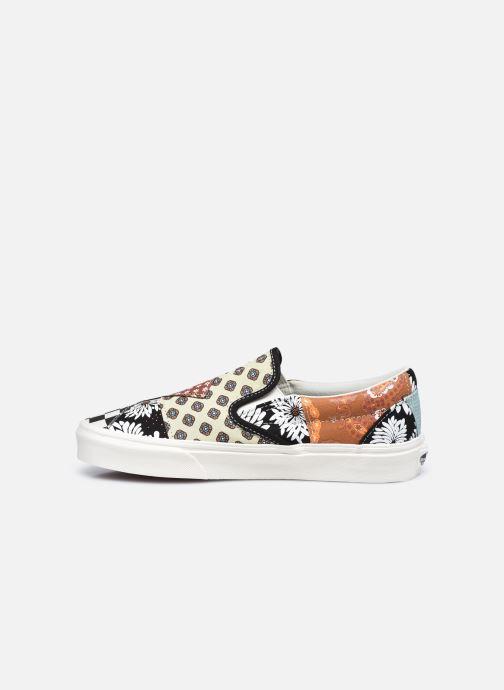 Sneaker Vans UA Classic Slip-On II braun ansicht von vorne
