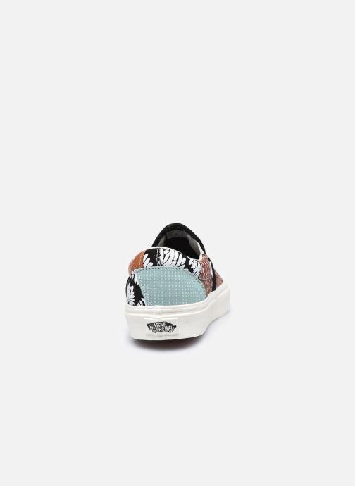 Sneaker Vans UA Classic Slip-On II braun ansicht von rechts