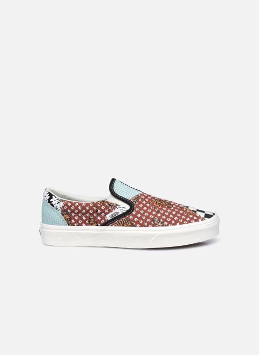 Sneaker Vans UA Classic Slip-On II braun ansicht von hinten