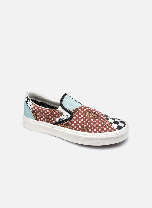 Sneaker Vans UA Classic Slip-On II braun detaillierte ansicht/modell