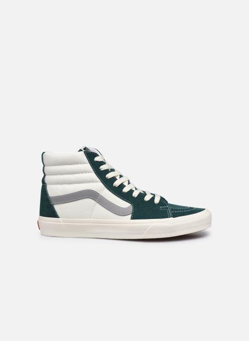 Sneaker Vans UA SK8-Hi II grün ansicht von hinten