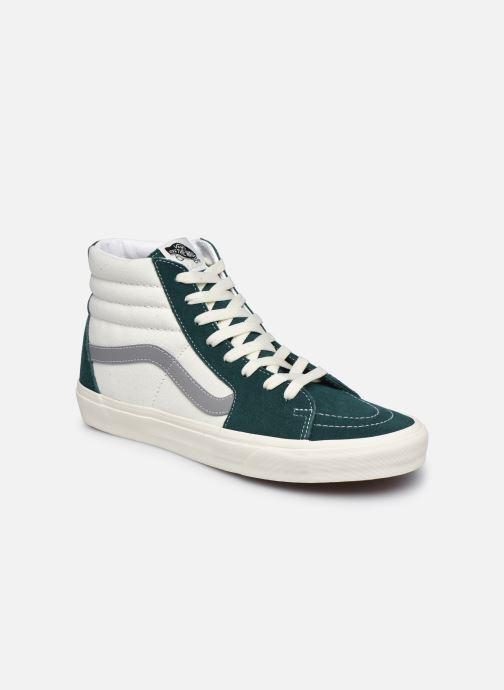 Sneaker Vans UA SK8-Hi II grün detaillierte ansicht/modell