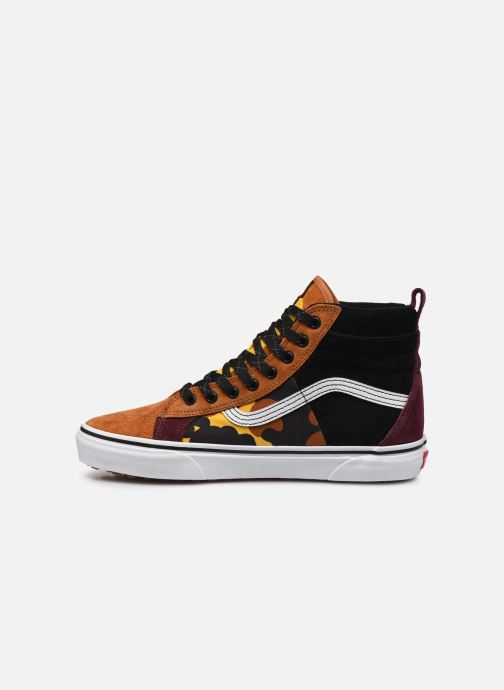 Baskets Vans UA SK8-Hi 46 MTE DX Marron vue face