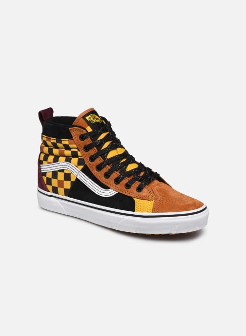 Baskets Vans UA SK8-Hi 46 MTE DX Marron vue détail/paire
