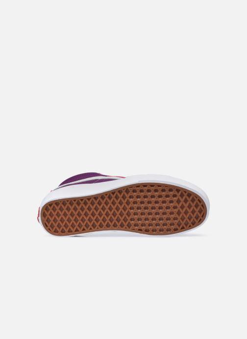 Sneakers Vans UA SK8-Mid (RETRO SPORT)CA Rosa immagine dall'alto