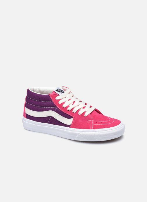 Sneaker Vans UA SK8-Mid (RETRO SPORT)CA rosa detaillierte ansicht/modell