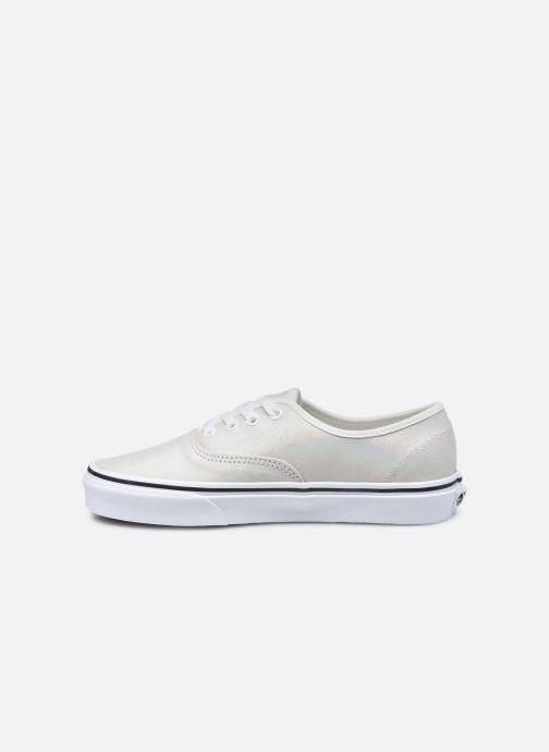 Sneaker Vans UA Authentic (PRISM SUEDE)MT weiß ansicht von vorne