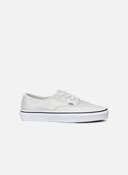 Sneaker Vans UA Authentic (PRISM SUEDE)MT weiß ansicht von hinten