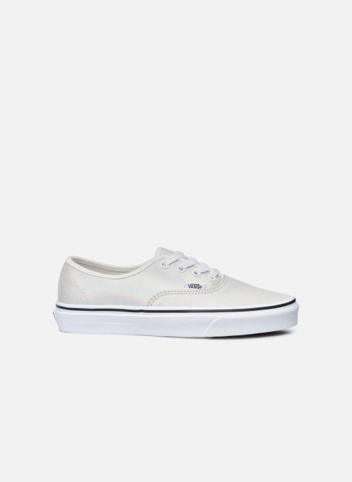 Sneakers Vans UA Authentic (PRISM SUEDE)MT Bianco immagine posteriore