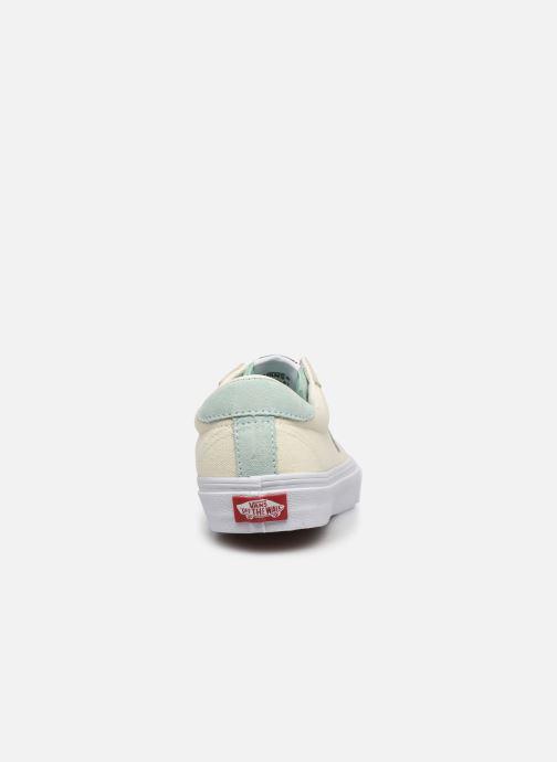 Sneakers Vans UA Vans Sport (RETRO SPORT)AN Bianco immagine destra