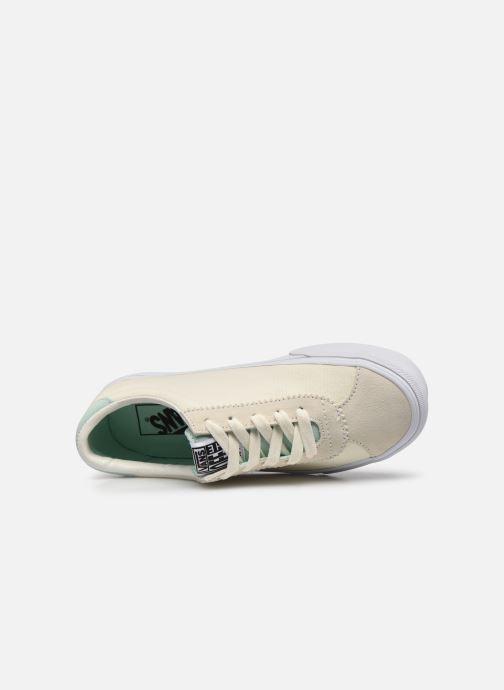 Sneakers Vans UA Vans Sport (RETRO SPORT)AN Bianco immagine sinistra