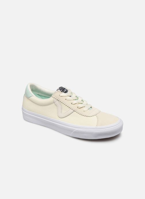 Sneakers Vans UA Vans Sport (RETRO SPORT)AN Bianco vedi dettaglio/paio