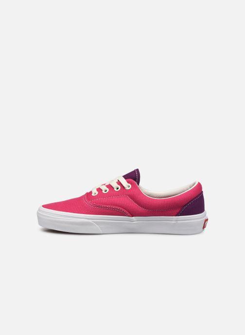 Sneaker Vans UA Era (RETRO SPORT)CA rosa ansicht von vorne