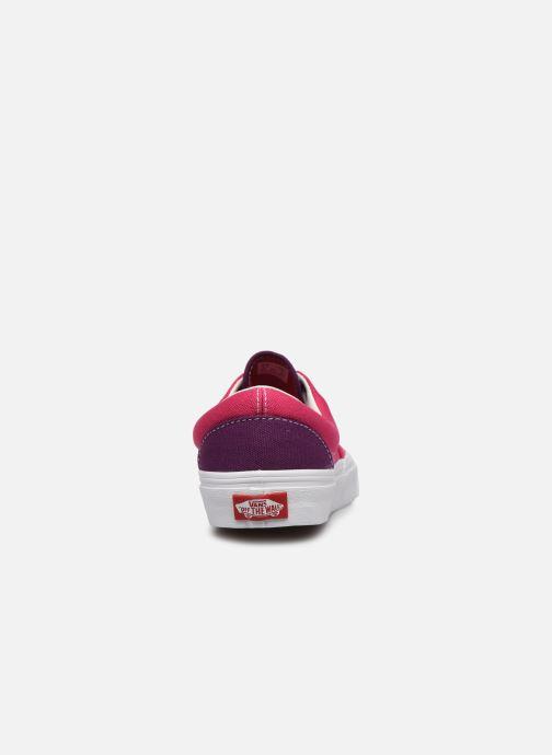 Sneaker Vans UA Era (RETRO SPORT)CA rosa ansicht von rechts