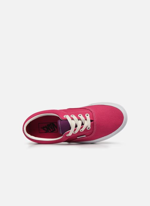 Sneaker Vans UA Era (RETRO SPORT)CA rosa ansicht von links