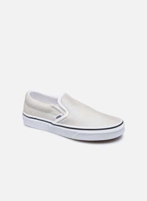 Sneaker Vans UA Classic Slip-On (PRISM SUEDE)MT silber detaillierte ansicht/modell