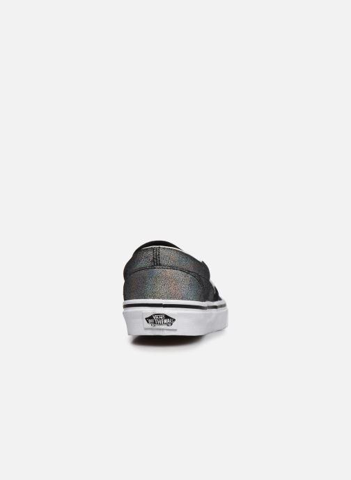 Sneaker Vans UA Classic Slip-On (PRISM SUEDE) B silber ansicht von rechts