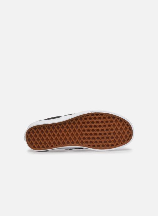 Sneaker Vans UA Classic Slip-On (PRISM SUEDE) B silber ansicht von oben