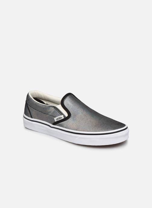 Sneaker Vans UA Classic Slip-On (PRISM SUEDE) B silber detaillierte ansicht/modell