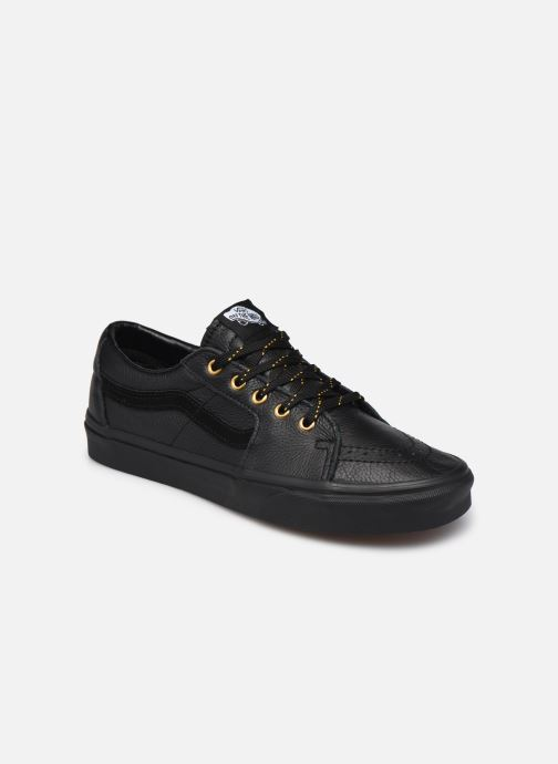 UA SK8-Low (Leather) Black