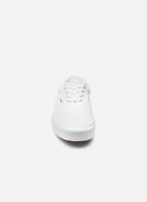 Sneaker Vans UA Era Platform (ANIMAL) EMBOSS weiß schuhe getragen