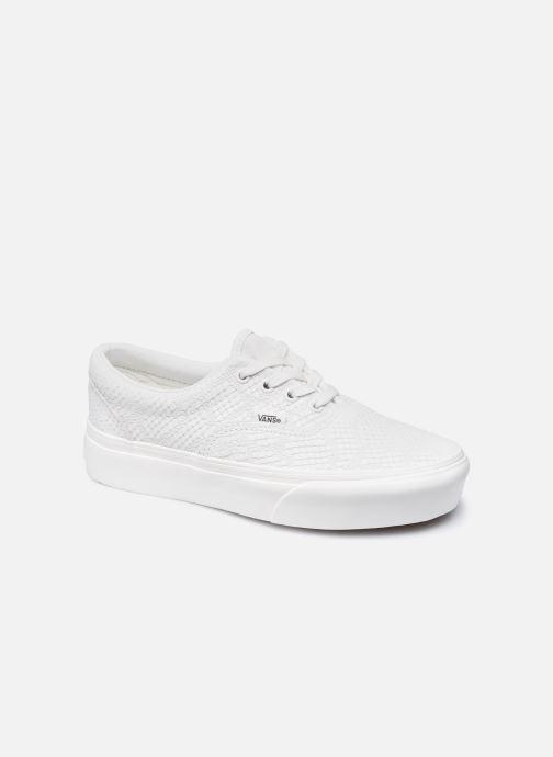 Sneaker Vans UA Era Platform (ANIMAL) EMBOSS weiß detaillierte ansicht/modell