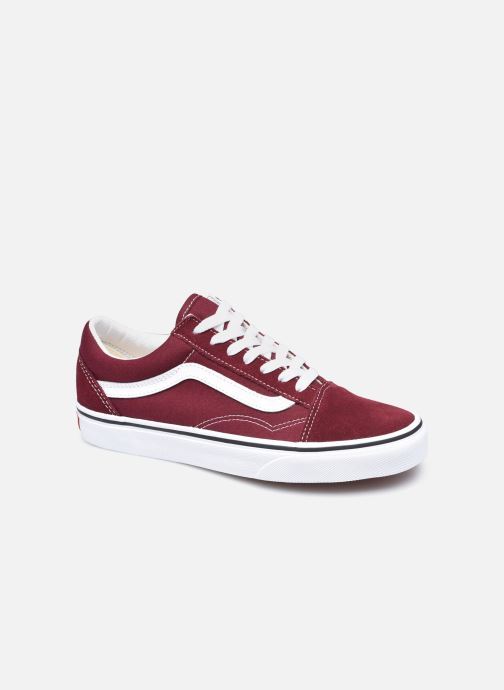UA Old Skool port royale/tru W
