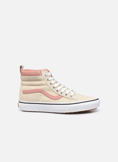 Sneaker Vans UA SK8-Hi MTE (MTE) SUEDE/ANT weiß ansicht von hinten