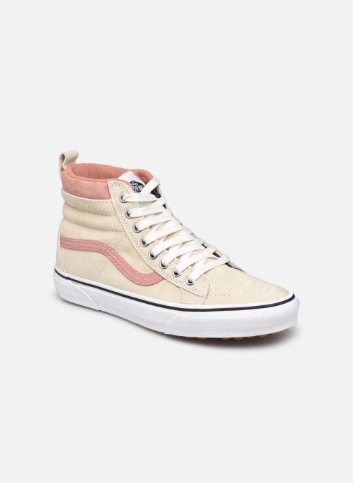 Sneaker Vans UA SK8-Hi MTE (MTE) SUEDE/ANT weiß detaillierte ansicht/modell